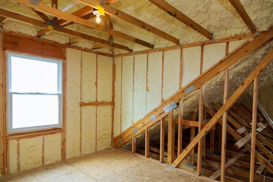 Injection Foam Insulation Panama City, FL