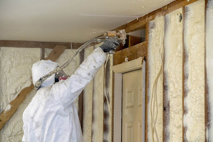 Spray Foam Insulation Pensacola FL Installers