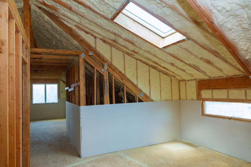 Spray Foam Insulation Panama City FL