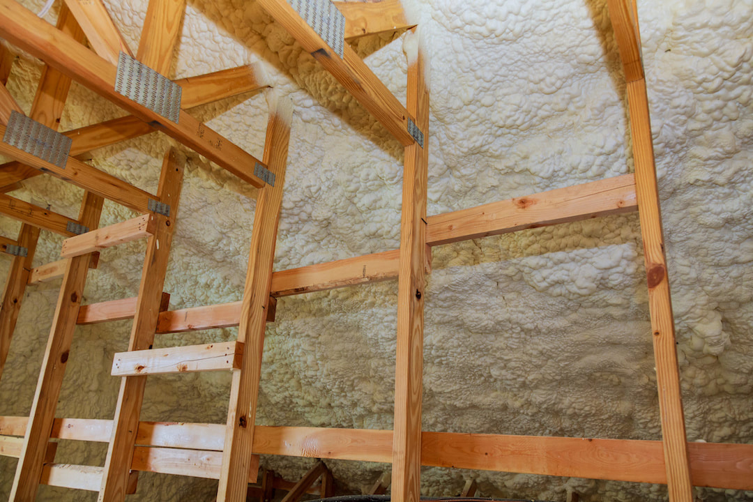 Spray Foam Insulation Installation Panama City FL