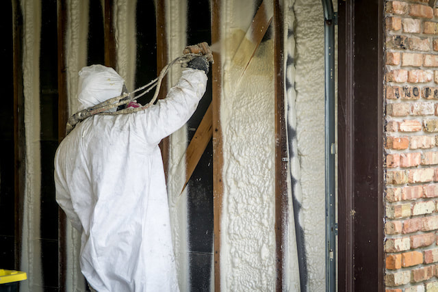 Spray Foam Insulation Pensacola Installers Residential