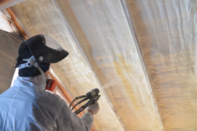 Spray Foam Insulation Pensacola Installers